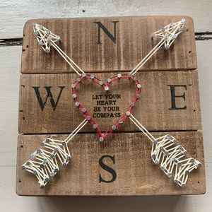 Primatives by Kathy wood decor sign NWT